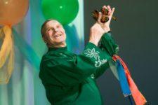 Краковяк на стиральной доске. 80-летие отмечает музыкант-фольклорист, мастер шумовой музыки Зигфрид Дымарец