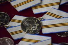 В Тамбове вручили юбилейные медали к 75-летию Победы